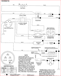 what are the color code for ignition switch block for a craftsman Lawn Mower Ignition Switch Wiring Diagram full size image lawn tractor ignition switch wiring diagram