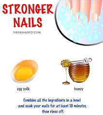 nail strengthening soak