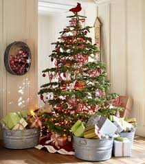 Small Picture Best Perfect Rustic Christmas Tree Decorating Ideas Futuristic