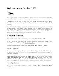 Apa Footnote Example 10 Apa Style Format Sample Far Wake