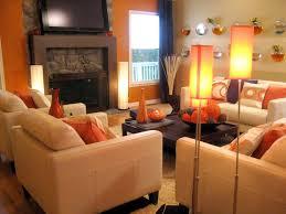 burnt orange and brown living room. chocolate and burnt orange living room ideas throughout idea 23 brown