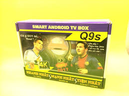 Tivi box Q9s android