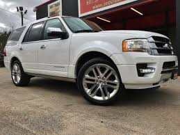 used 2016 ford expedition 2wd platinum