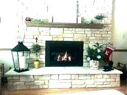 refacing brick fireplaces fireplace with stone ideas reface how to a st reface fireplace