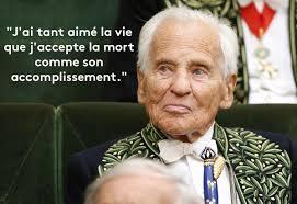 En Images Neuf Fois Où Limmortel Jean Dormesson A évoqué La Mort