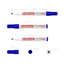 Набор 4 маркеров для доски W-500 12849 (50374) /ЕК купить ...