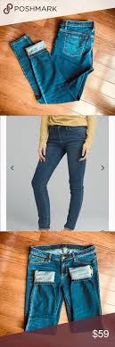 Prana London Jean In Antique Wash Like New Condition Worn