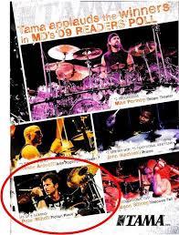 pete wilhoitnyc area drummer