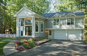 home elements and style medium size precious split level house with front porch ideas cottage split