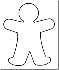 Small Picture Person Outline Coloring Page Free Download Clip Art Free Clip