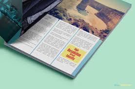 Magazine Ad Mockup Free Psd Download Zippypixels
