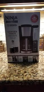 Our removable water reservoir allows for easy filling without the mess. Ninja Coffee Brewer Coffee Maker Coffee Machine