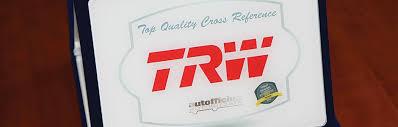 Kromeda Award For Trws Brake Pad Oe Cross Reference Data