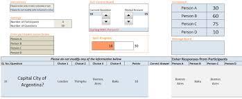 Online Quiz Templates 100 Images of Microsoft Excel Quiz Template geldfritznet 50