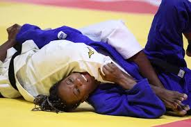 Clarisse agbegnenou is a french judoka. 2021 French Judokate Clarisse Agbegnenou Crowned World Champion For The Fifth Time