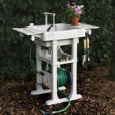 portable outdoor sink station
