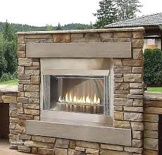 outdoor propane fireplace kits outdoor gas fireplace kits pertaining to home living room outdoor propane gas