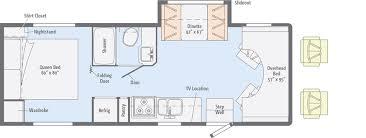 1985 minnie winnie floorplan