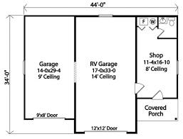 motorhome garage door size house plan 2018 rv garage door sizes