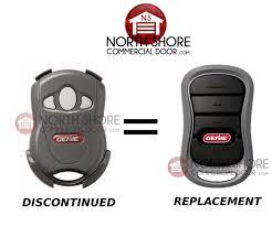 genie gict390 3bl new g3t bx garage door opener compact 3 on intellicode remote