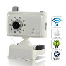 Wholesale iOS App Wifi Baby Monitor From China
