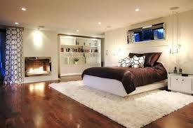 king size bed rug placement what area under home design ideas