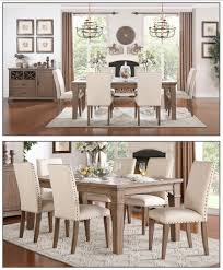 Dining Sets How To Guide - Distressed dining room table and chairs