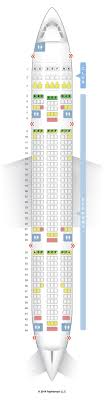 Seatguru Seat Map Air Transat Seatguru