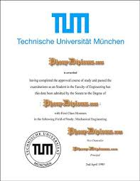 fake diploma from german university info   universitat munchen fake diploma from phonydiploma