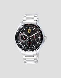 Ferrari Speedracer <b>multi</b>-<b>functional</b> watch with Bburago Ferrari FXX ...