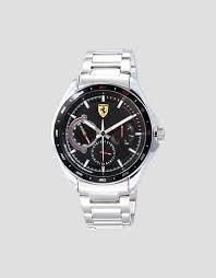 Ferrari Speedracer <b>multi</b>-<b>functional</b> watch with Bburago Ferrari FXX ...
