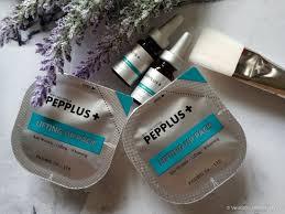 Pepplus+ Lifting up pack - ставим <b>лицо</b> на место / Отзывы о ...