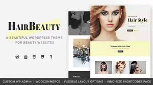 Hair Saloon Websites Hair Beauty Hairdresser Barber Hair Salon Wordpress Theme