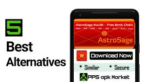 5 Best Free Astrosage Kundli Astrology Alternatives