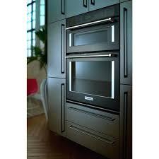 kitchenaid wall oven microwave combo wall oven microwave combo in fresh double wall oven