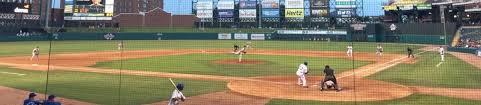 Photos Of The Oklahoma City Dodgers At Chickasaw Bricktown