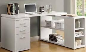 Endearing Corner Desk Ideas White Corner Desk Design Ideas For Modern Work  Areasthe Best