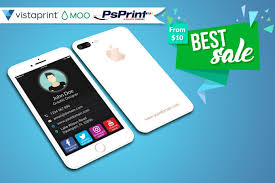 Design This Iphone Style Business Card Print Ready By Sagorsur