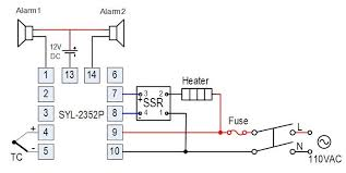 recommendation for kiln control auberins com temperature wiring diagram