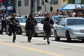 Massive Police Response For Possible Active Shooter In