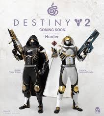 Destiny 2 – 1/6 Hunter collectible figures – threezero store