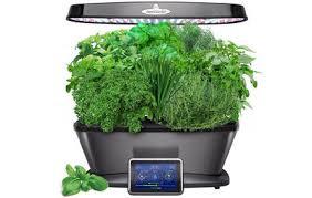 indoor herb garden kit. The AeroGarden Indoor Herb Garden Kit E