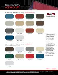 Mueller Metal Buildings Color Chart 55 Surprising Steel Building Colors Chart