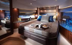 Charming Luxury Bedrooms 11 Description: The Wallpaper Above Is Luxury Yacht Bedroom  Wallpaper In