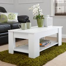 budget lift up coffee table white 1