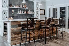 the top 56 basement bar ideas