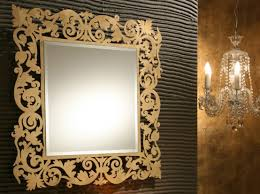 Decorative Bathroom Mirrors visionencarrera
