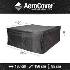 Aerocover garden furniture cover illustration