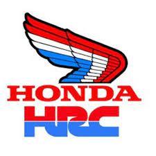 hrc honda racing logos