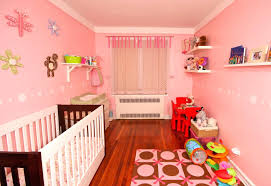 little girl room colors baby room with simple on wooden flooring with colorful rug tween girl